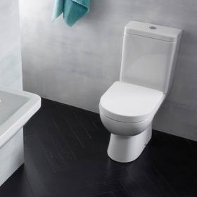 Tavistock Ion Close Coupled WC, Cistern & Seat