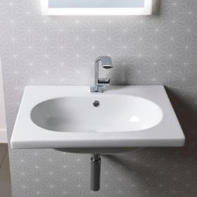 Roper Rhodes Theme 610mm Wall Mounted Basin