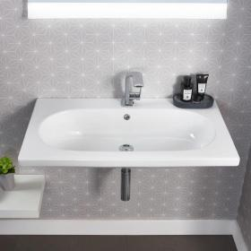 Roper Rhodes Theme 810mm Wall Mounted Basin