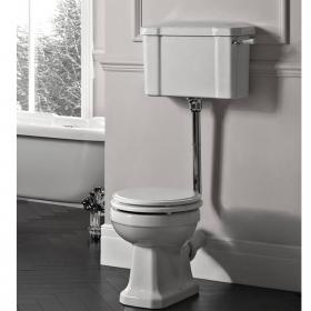 Tavistock Vitoria Low Level WC & Cistern
