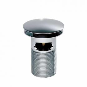 Roper Rhodes Dome Top Slotted 75mm Spring Basin Waste