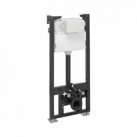 Bauhaus 1.18 Wall Hung WC Support Frame & Cistern