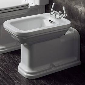 Bauhaus Waldorf 65 Back To Wall Bidet