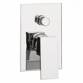 Crosswater Water Square Manual Shower Valve With Diverter