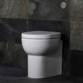 Roper Rhodes Zest 450mm Back To Wall WC & Soft Close Seat
