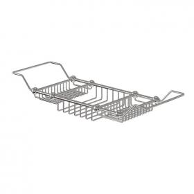 Burlington Brass Extendable Bath Rack