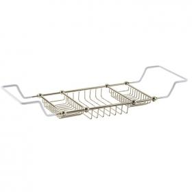 Heritage Vintage Gold Bath Rack