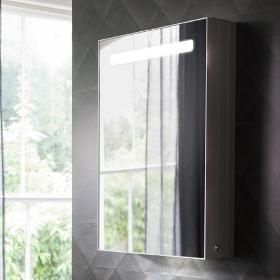 Bauhaus Allure 500 LED Illuminated Mirror Cabinet