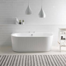 BC Designs Ancora 1640mm Freestanding Bath