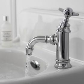 Arcade Chrome Mono Basin Mixer