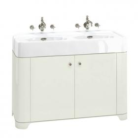 Arcade Sand 1200mm Floorstanding Vanity Unit & Basin