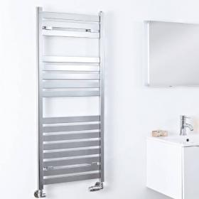 Phoenix Ascot 500mm Chrome Designer Radiator