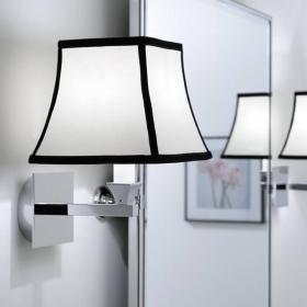 Imperial Astoria Wall Light With Oxford Shade
