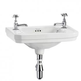 Burlington Victorian Wall Mounted Cloakroom Basin