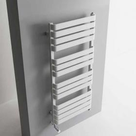 Bauhaus Celeste Soft White Matte Finish Towel Rail