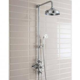 Crosswater Belgravia Exposed Shower Valve, 8