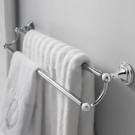 Crosswater Belgravia Double Towel Rail