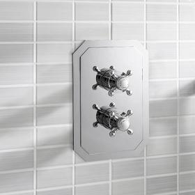 Crosswater Belgravia Crosshead 1000 Thermostatic Shower Valve