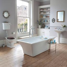 Heritage Blenheim Complete Bathroom Suite