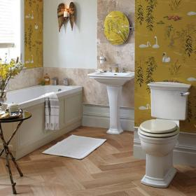 Heritage Blenheim Bathroom Suite