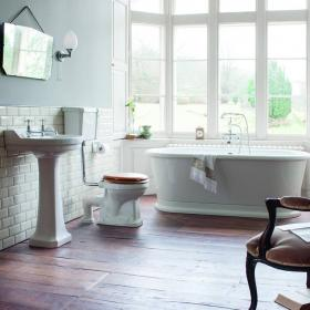 Burlington Edwardian Complete Bathroom Suite