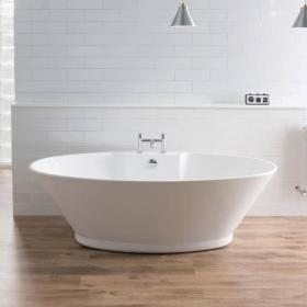 BC Designs Chalice Major 1780mm Freestanding Bath