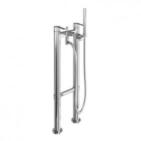 Sapphire Bath Shower Mixer With Floor Mounted Legs