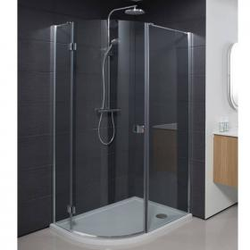 Simpsons Design Single Door Quadrant Shower Enclosure