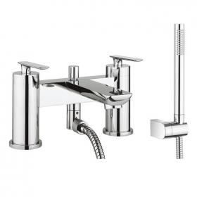 Crosswater Silk Bath Shower Mixer