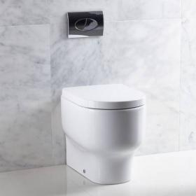 Roper Rhodes Edition 550mm Back To Wall WC & Soft Close Seat