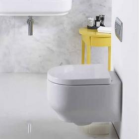 Roper Rhodes Edition 550mm Wall Hung WC & Soft Close Seat