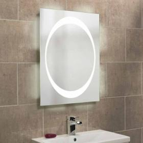 Roper Rhodes Equator Illuminated Mirror