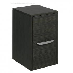 Bauhaus Essence 30 Anthracite Single Door Storage Unit