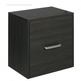 Bauhaus Essence 50 Anthracite Single Door Storage Unit