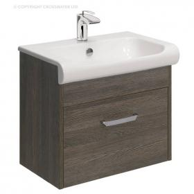 Bauhaus Essence 60 Ebony Vanity Unit & Basin