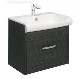 Bauhaus Essence 60 Anthracite Vanity Unit & Basin