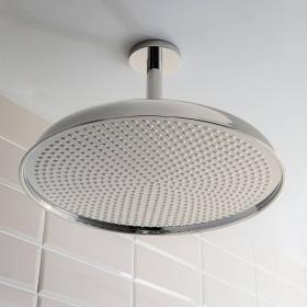 Crosswater Belgravia Nickel 450mm Shower Head