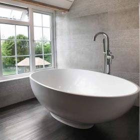 BC Designs Gio Freestanding Bath