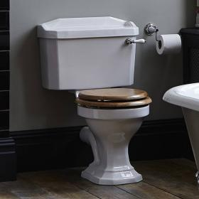 Heritage Granley Close Coupled WC & Cistern
