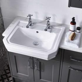 Roper Rhodes Harrow 550mm Semi Countertop Basin