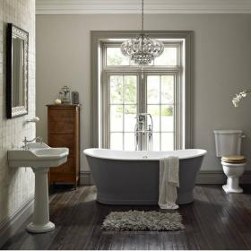 Heritage New Victoria Complete Bathroom Suite 2