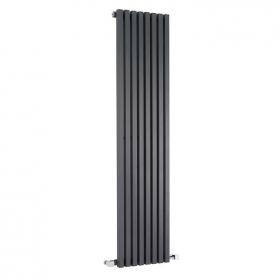 Hudson Reed Kinetic 1800mm Anthracite Radiator