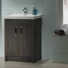Tavistock Impact 600 Java Freestanding Unit & Basin