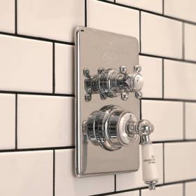 Imperial Victorian Concealed Dual Control Shower Valve