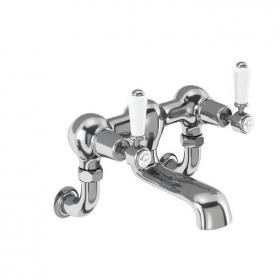 Burlington Kensington Wall Mounted Bath Filler