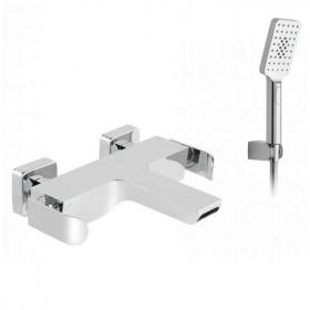 Vado Kovera Wall Mounted Bath Shower Mixer With Kit