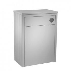 Tavistock Lansdown Pebble Grey Back To Wall WC Unit