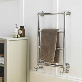 Hudson Reed Epsom Wall Mounted Heated Towel Rail