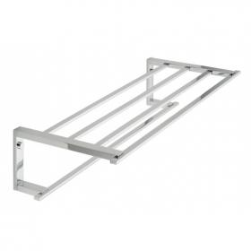 Vado Level 550mm Towel Shelf With Rail