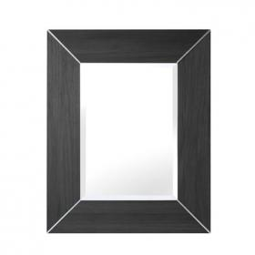 Imperial Diana Luxury Mirror With Metal Strips